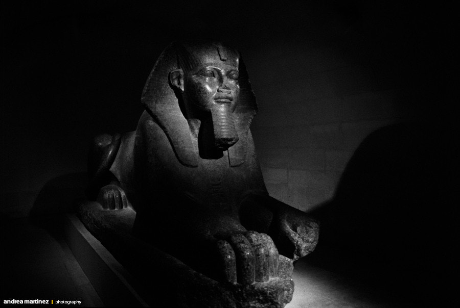 Photograph Spirits of ancient Egypt by Andrea Martinez on 500px