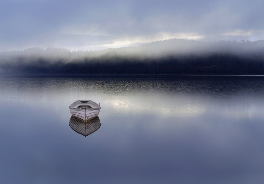 Becalmed by KENNY BARKER on 500px.com