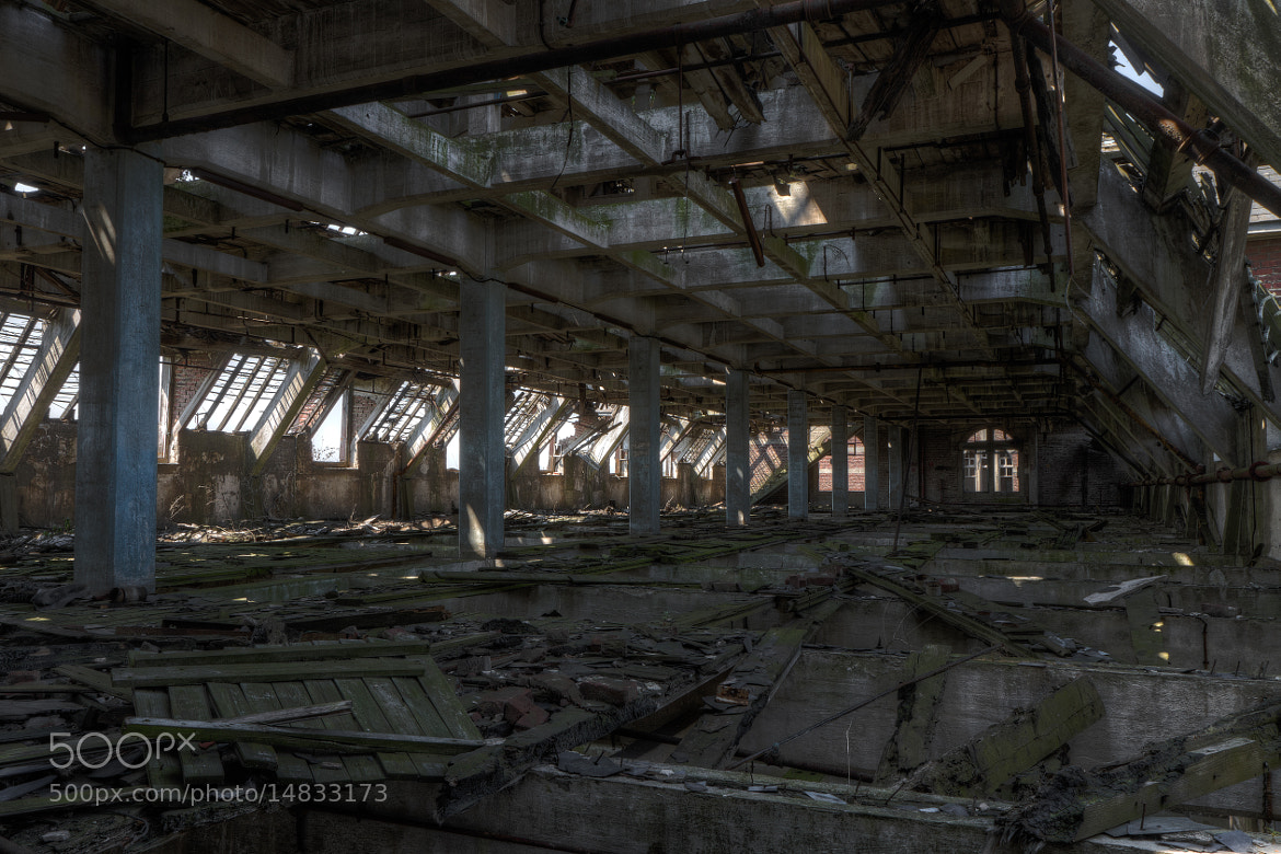 Photograph 7th floor by Julien Graziano on 500px