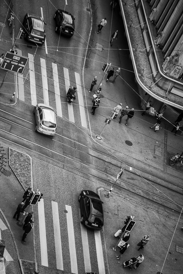 Photograph Zurich street by André Bazzana on 500px