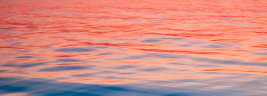 Photograph Sea on Fire by Victor Hoffmann on 500px