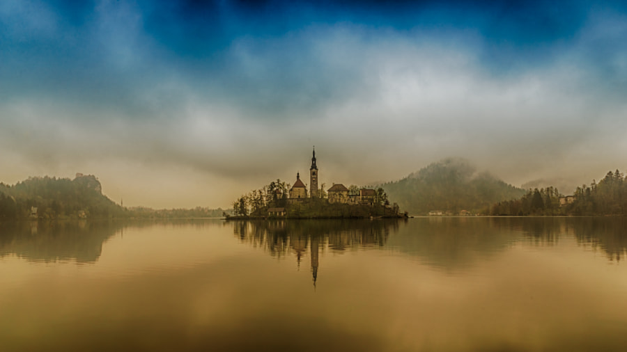Dreaming of Bled by KDS Photography on 500px.com