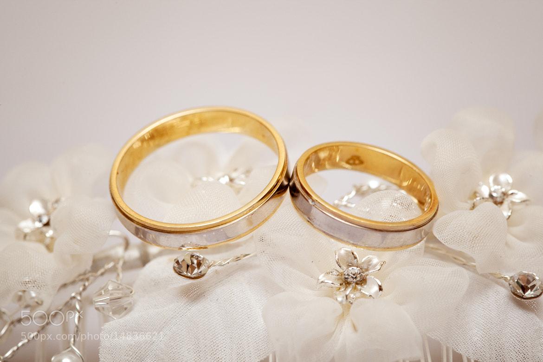 Photograph Wedding rings 09.2012!... by SK Сватбена Фотография on 500px