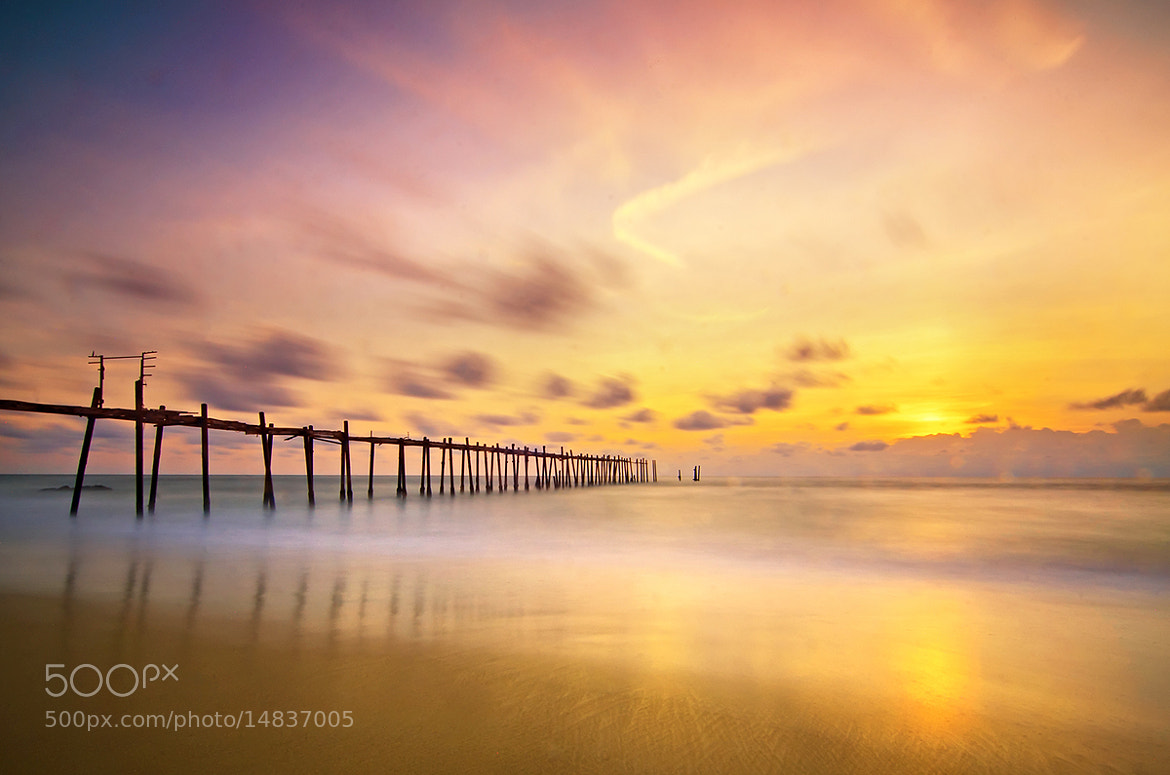 Photograph Old Wooden Bridge  by SaSsY WiTCH on 500px