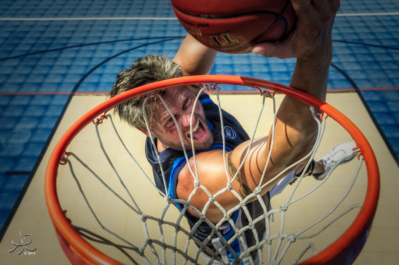 Photograph Dunked by Robin Leworthy Wilson on 500px