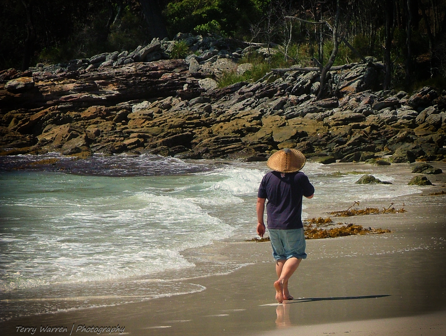 Photograph Beach Walk. by Terence Warren on 500px