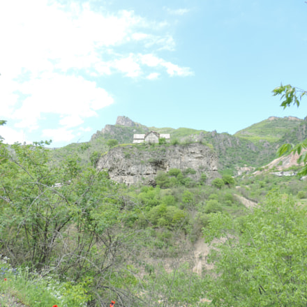 Akhtala monastery of the Holy virgin(Armenia)