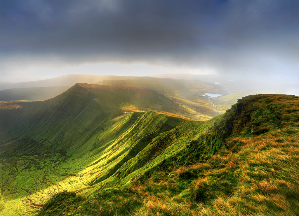 Photograph Cribyn Lite by Alan Coles on 500px