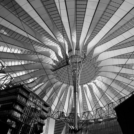 Sony Center Deckung Berlin, Nikon COOLPIX S610c