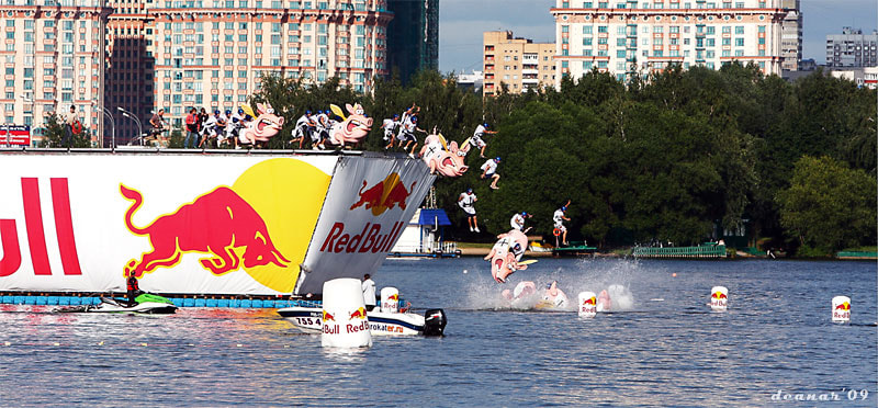 Photograph RedBull flugtag storyboard by Mikhail Razumovskiy on 500px