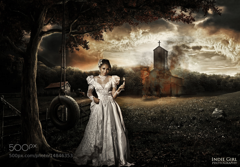 Photograph Vengeful Bride by Sylvia Sepulveda on 500px