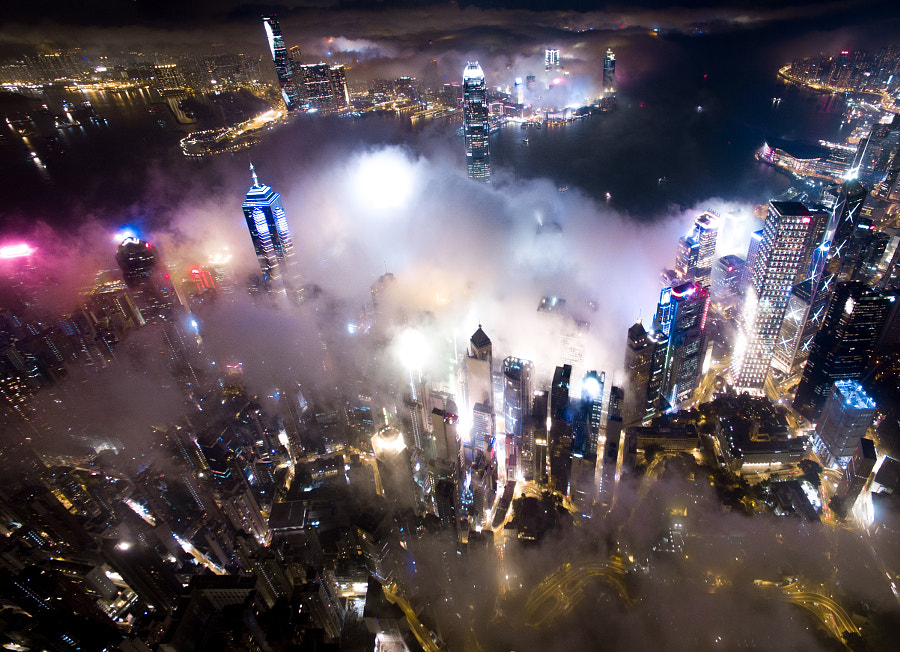 Urban Fog #01 by Andy Yeung on 500px.com