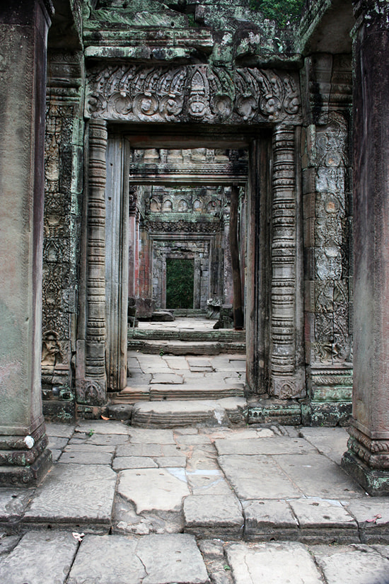 Photograph Ancient corridors by Michal Koziuk on 500px