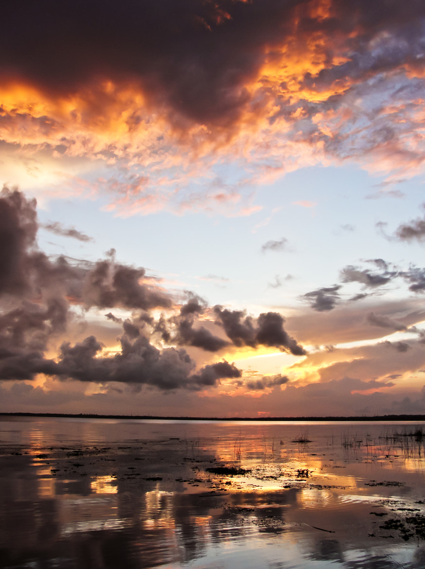 Photograph Clouds amazing by Christine Morton on 500px