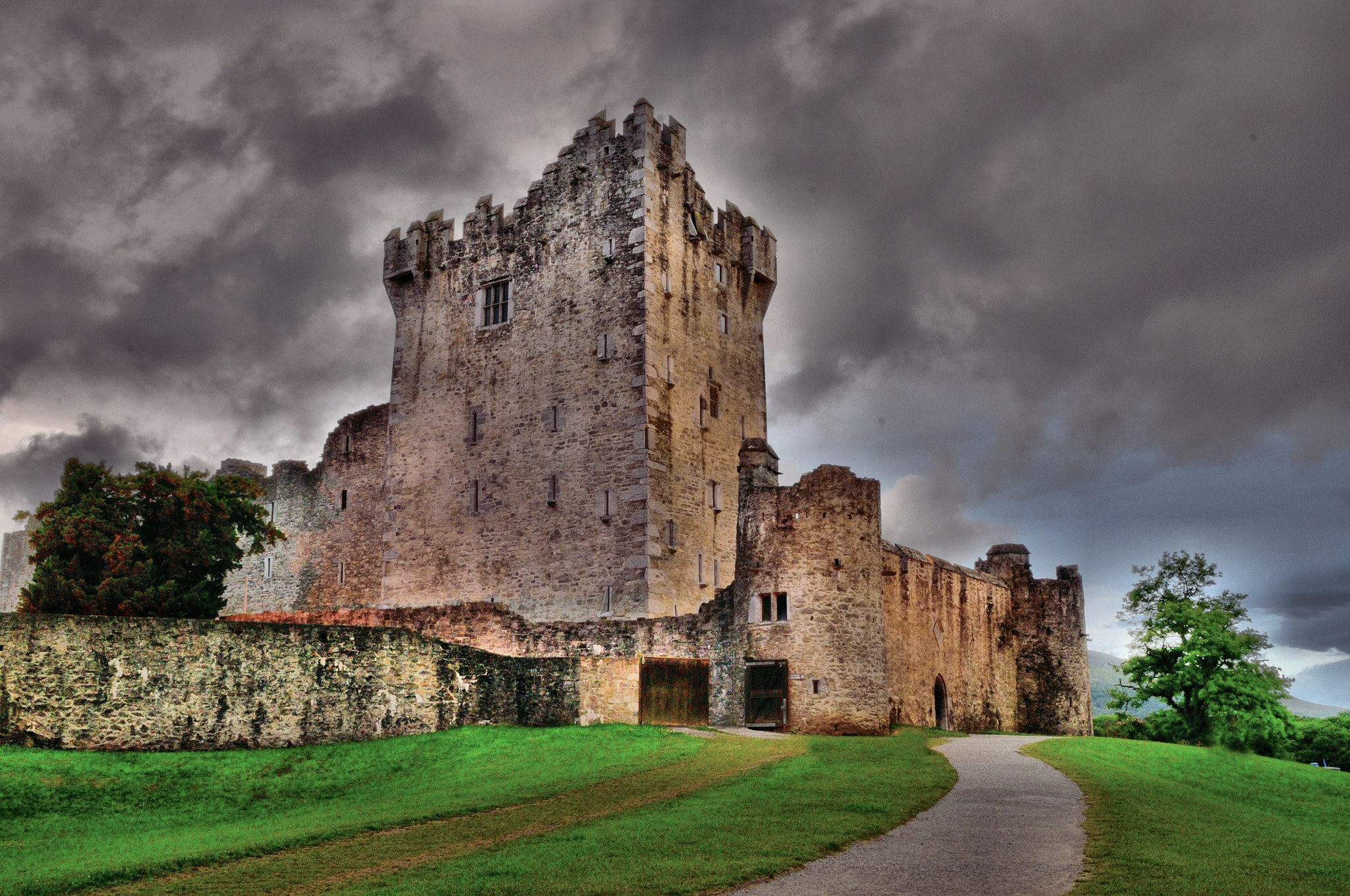 Photograph Muckross Castle by Bill Brown on 500px