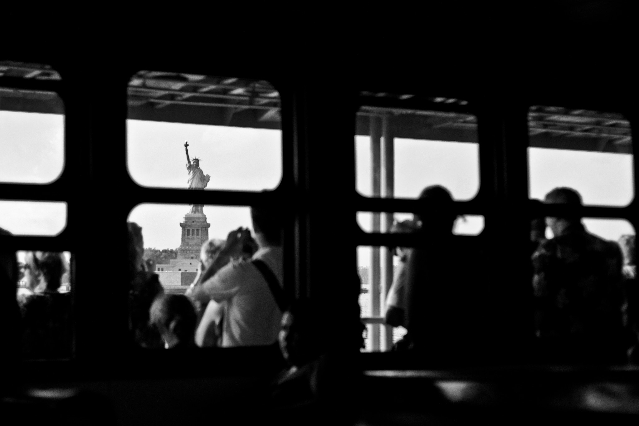 Photograph Staten Island Ferry by Catherine Cole on 500px