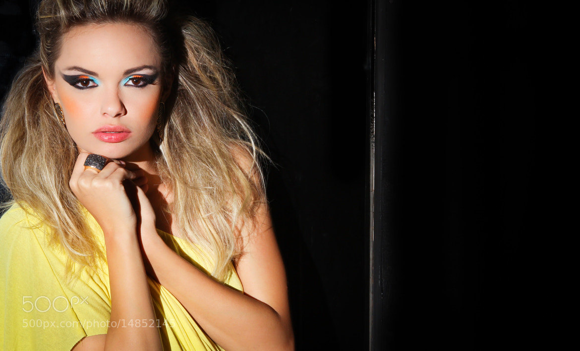 Photograph fashion model by Junior Moraes on 500px