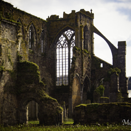 Old abbey...