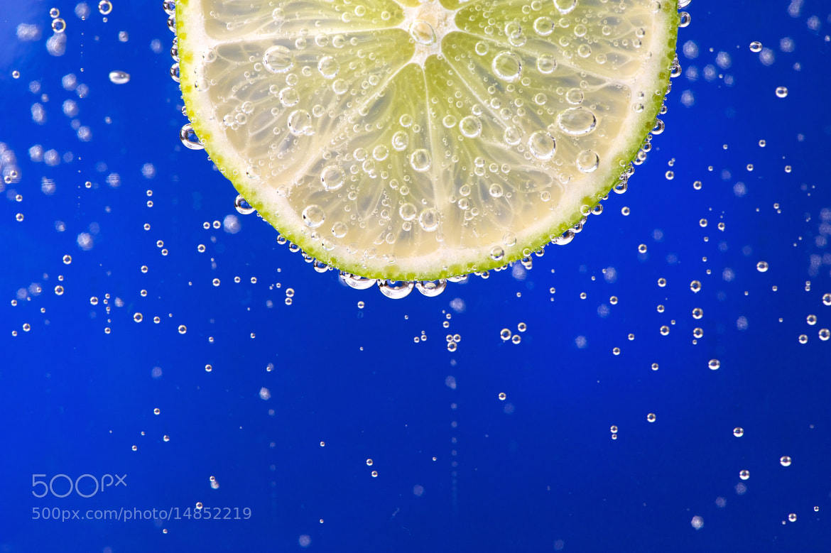 Photograph The Lime by Tony L on 500px