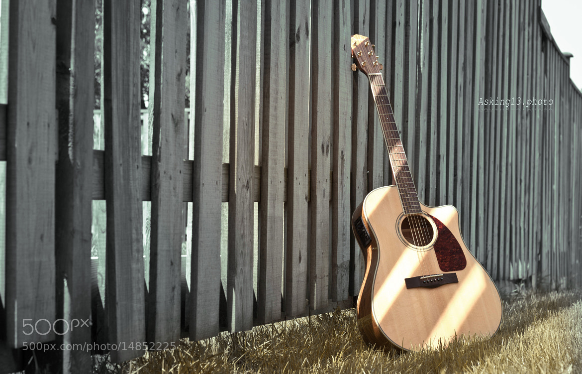 Photograph My Name is AJ, and I'm gonna play a song for y'all! by Hendrix Lau on 500px