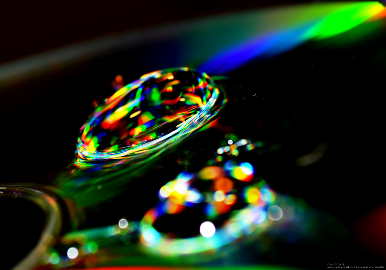 Photograph colored drop by black one7 on 500px