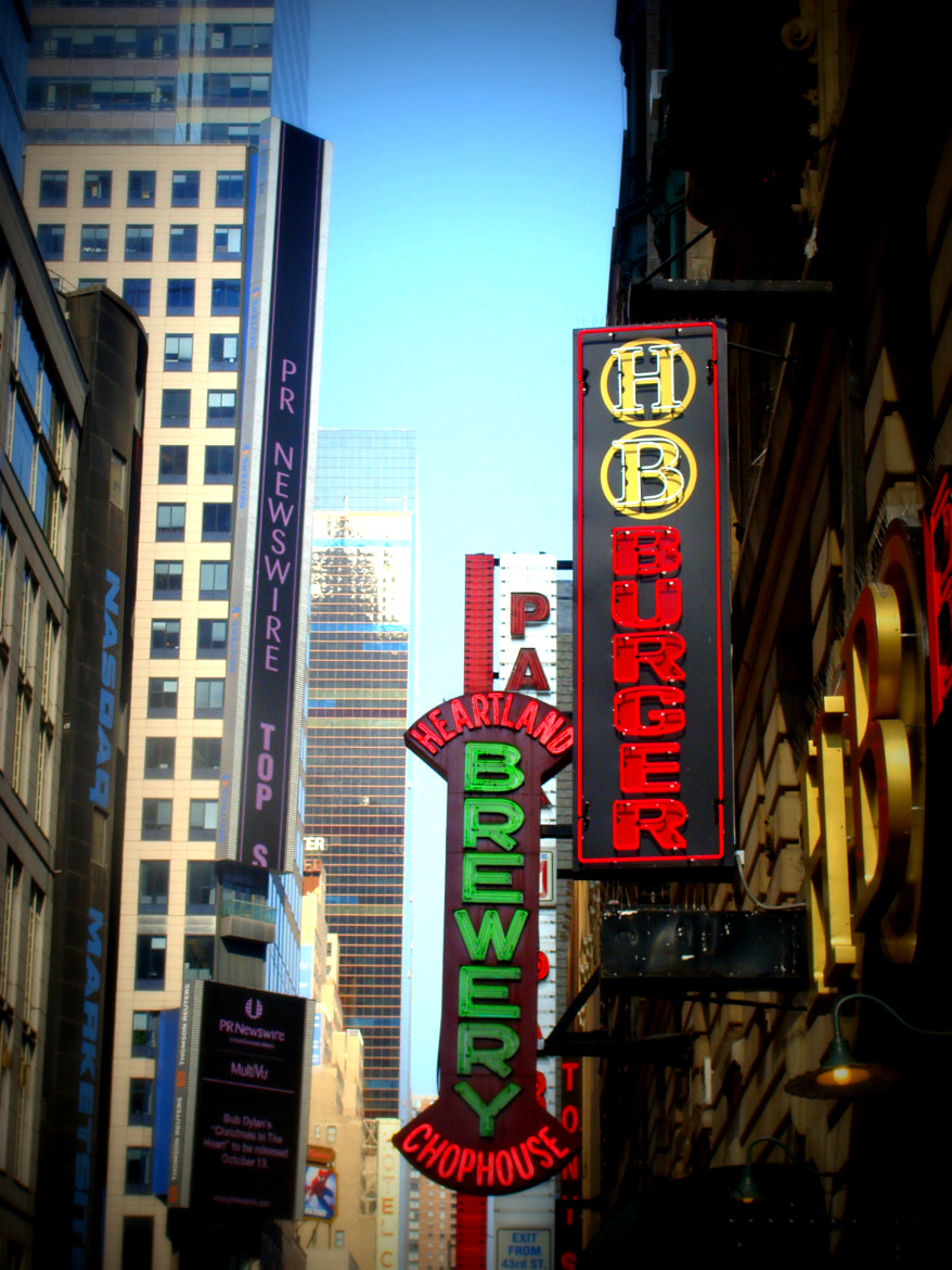 Photograph City Signs by Jennifer Morgan Moriarty on 500px