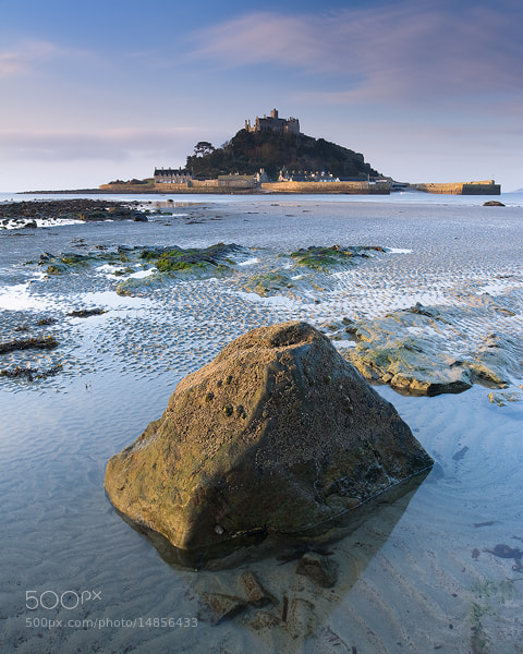 Photograph St Michael's Mount, Cornwall, England by Russell Pike on 500px