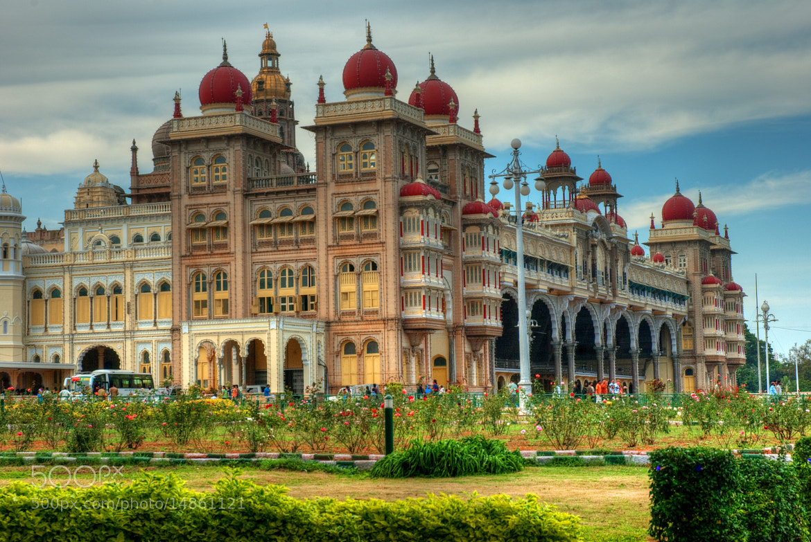 Photograph Mysore Palace by tushar das on 500px