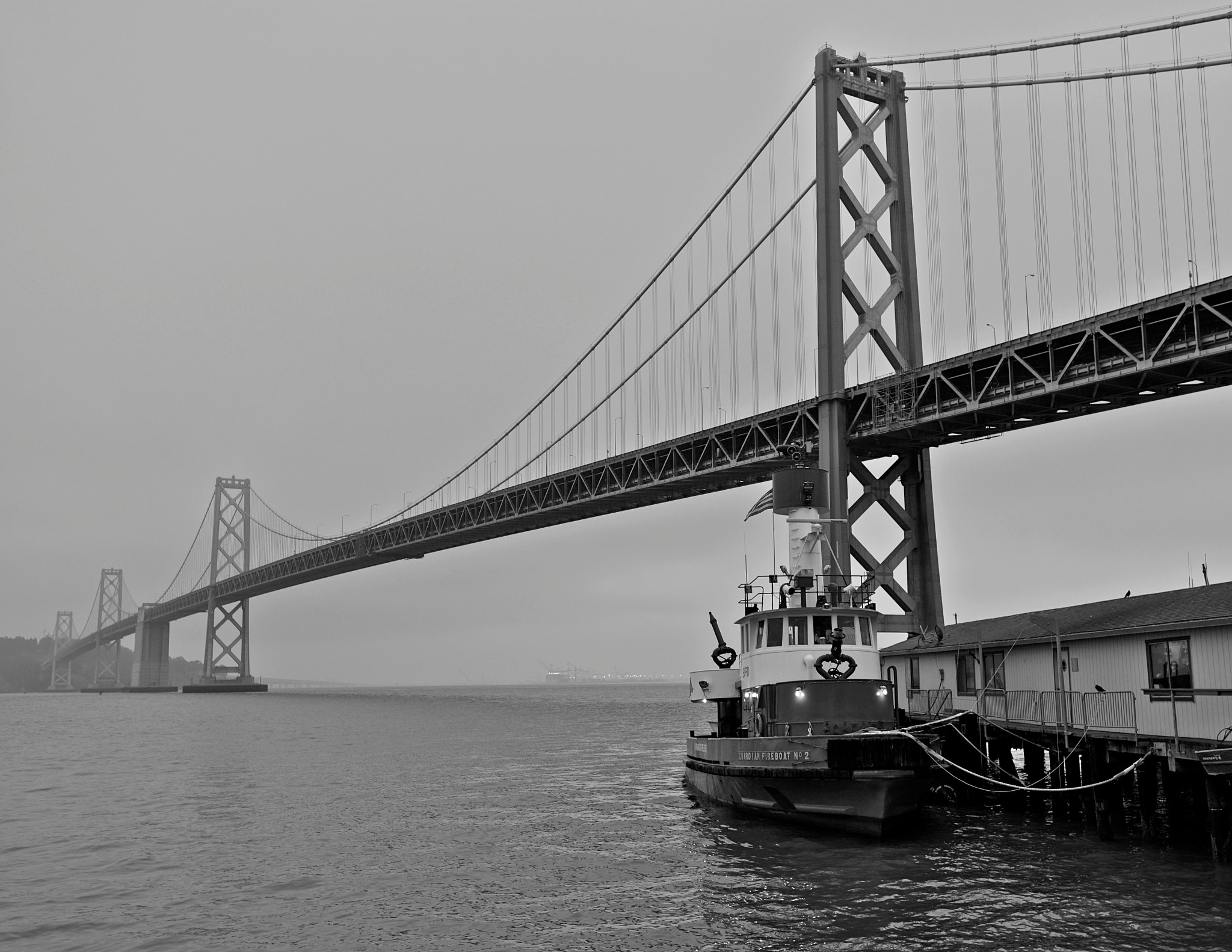 Photograph Fireboat - revised by Stephen TheGecko on 500px