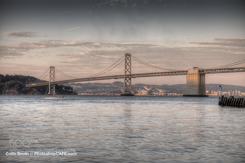 Photograph Bay Bridge by Colin Smith on 500px
