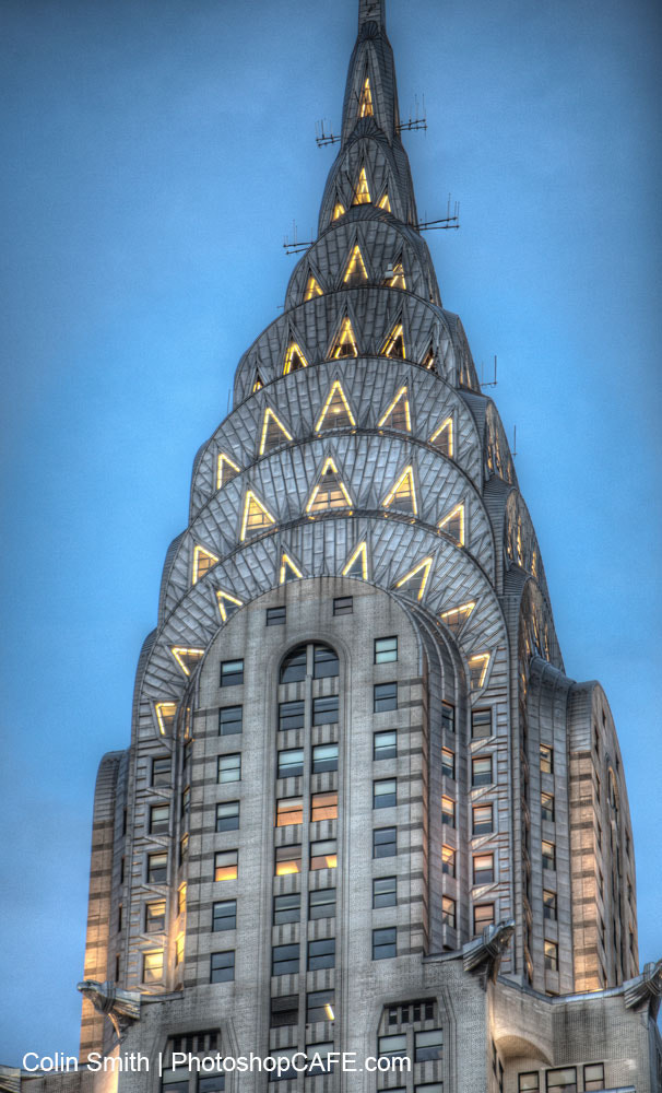 Photograph Chrysler Building by Colin Smith on 500px