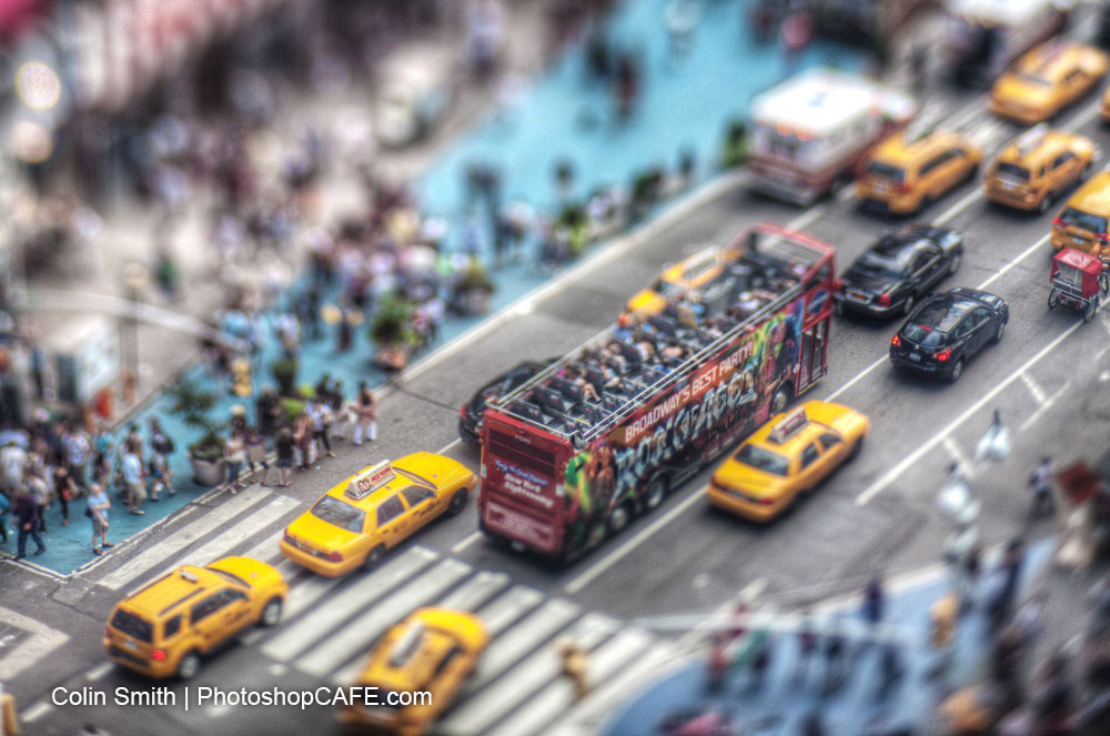Photograph Tiny people in a big city by Colin Smith on 500px