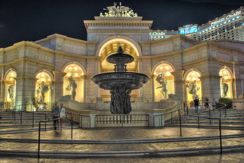Photograph Monte Carlo by Colin Smith on 500px