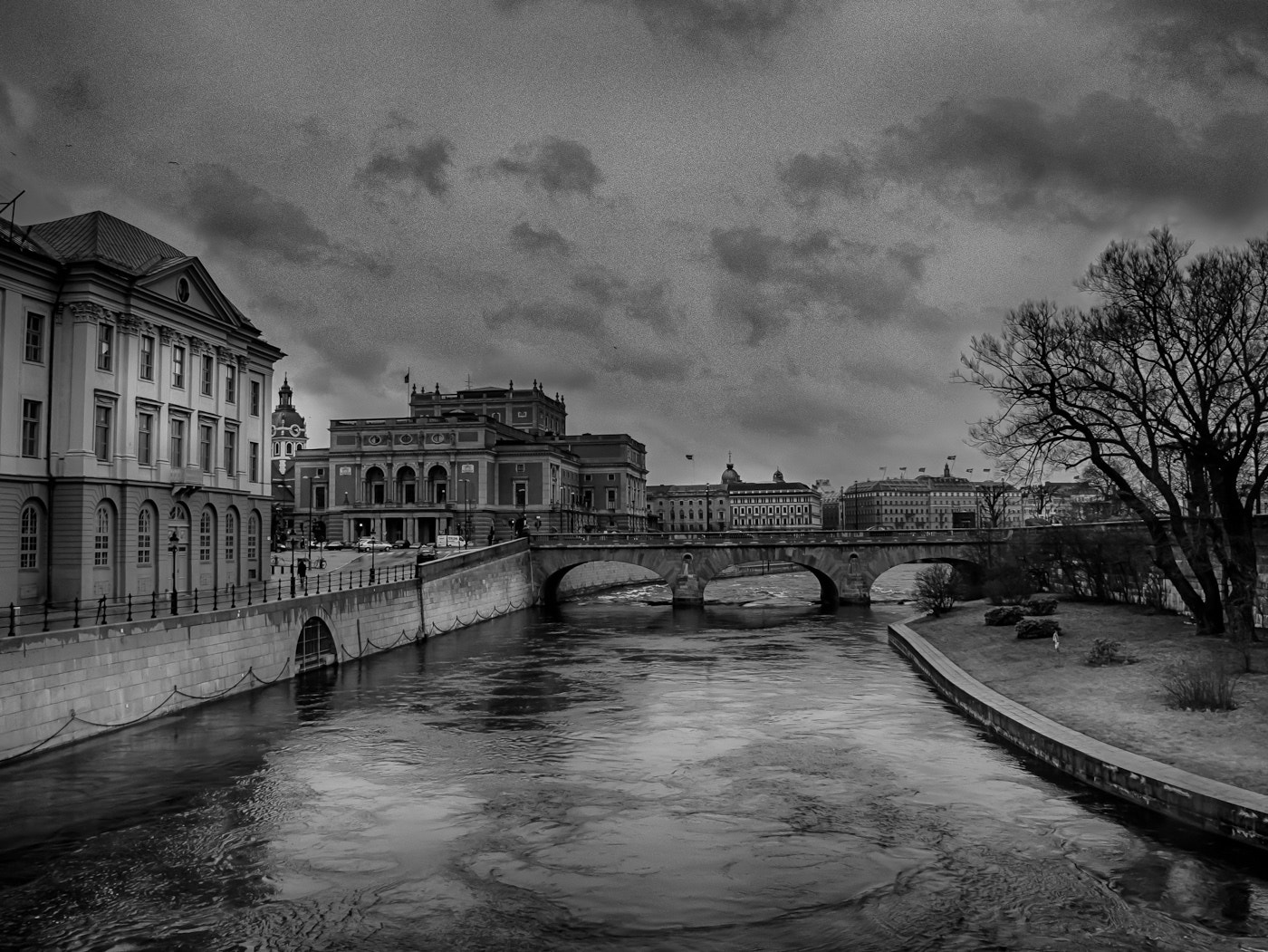 Photograph Stockholm City by Aron Tesfaghebriel on 500px