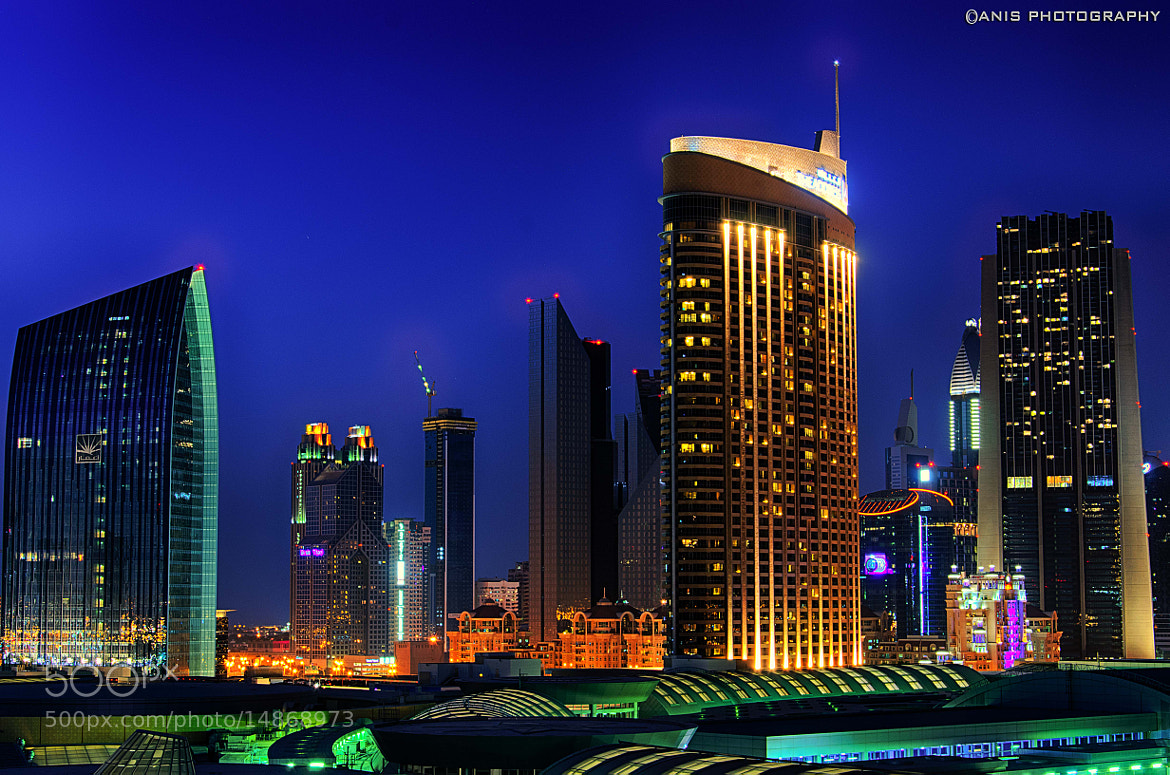 Photograph down town by Prince Anis  on 500px