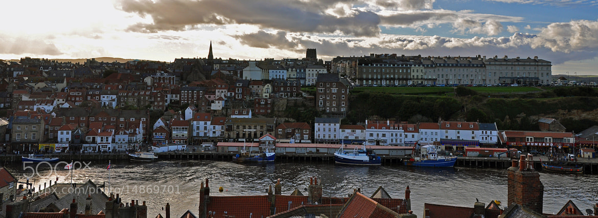 Photograph Whitby by Shaun Fernandes on 500px