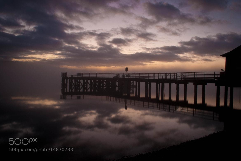 Photograph Luss Pier by Thomas Gorman on 500px