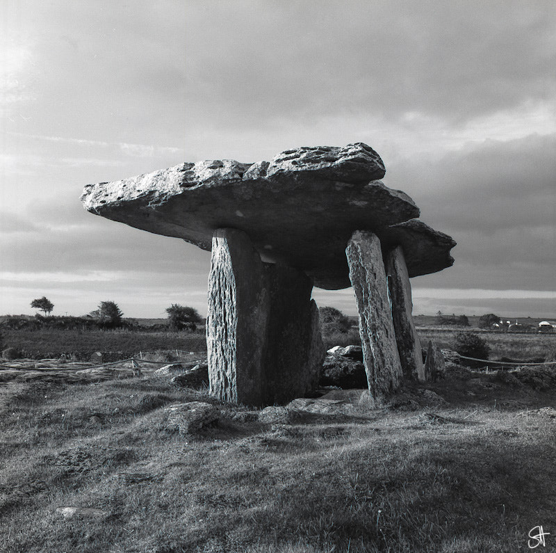 Photograph Dolmen (A) by Stephen Holmes on 500px