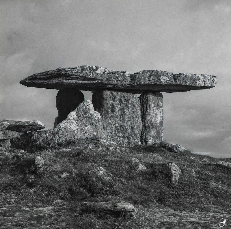 Photograph Dolmen (B) by Stephen Holmes on 500px