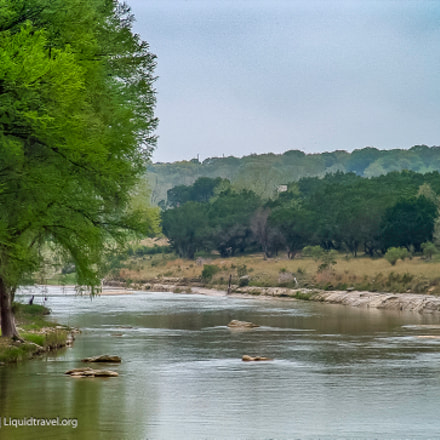 Blanco River, Fujifilm FinePix 3800
