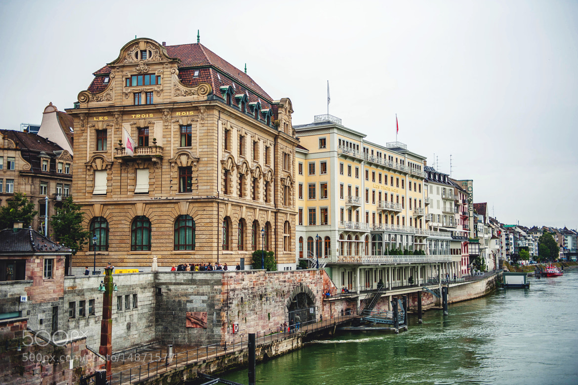 Photograph Basel by Anna Nahabed on 500px