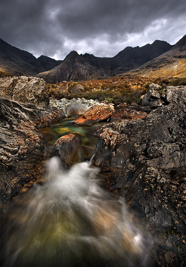 Photograph Glen Brittle by Stephen Emerson on 500px