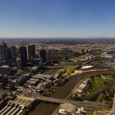 Yarra to Yonder, Canon EOS KISS X5, Canon EF-S 10-22mm f/3.5-4.5 USM