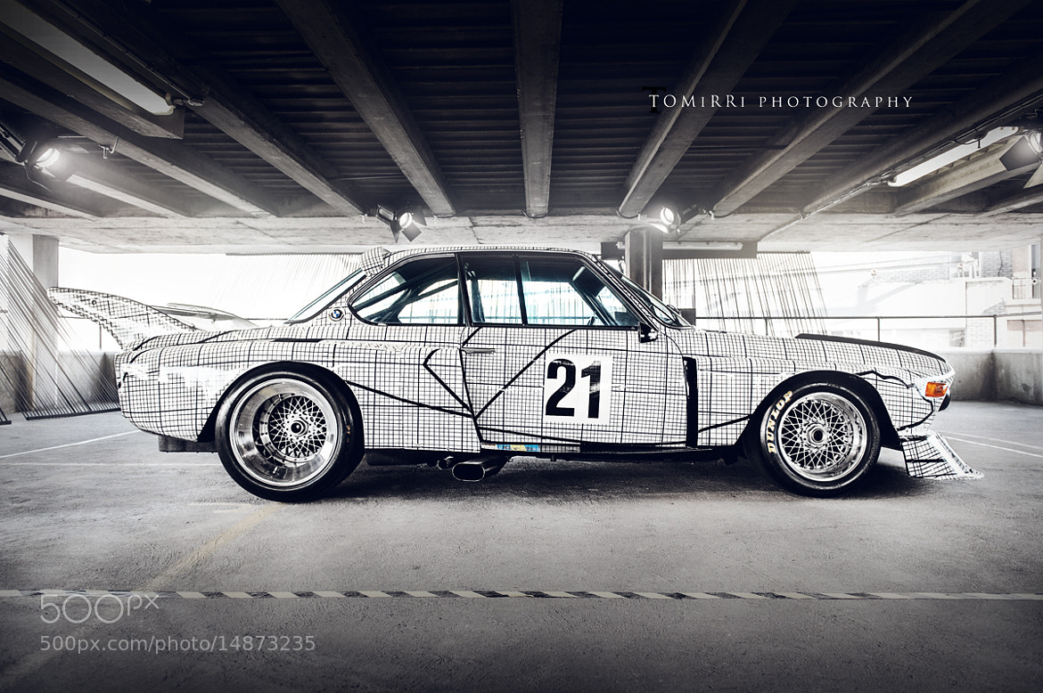 Photograph BMW 3.0 CSL | Frank Stella by Tomirri photography on 500px