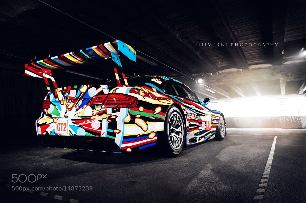 Photograph BMW M3 GT2 | Jeff Koons by Tomirri photography on 500px
