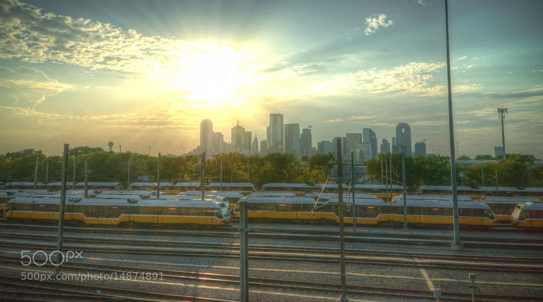 Photograph Dallas Sunset by Tommy Kilpatrick on 500px