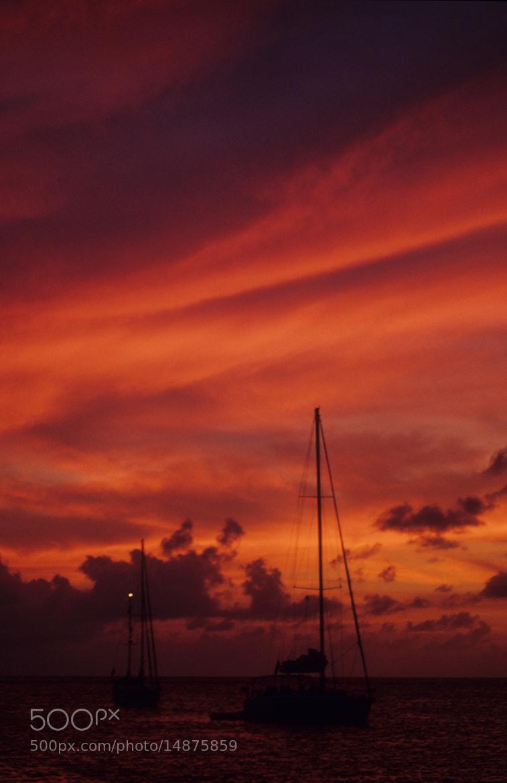 Photograph Sunset by Cornelia Braun on 500px
