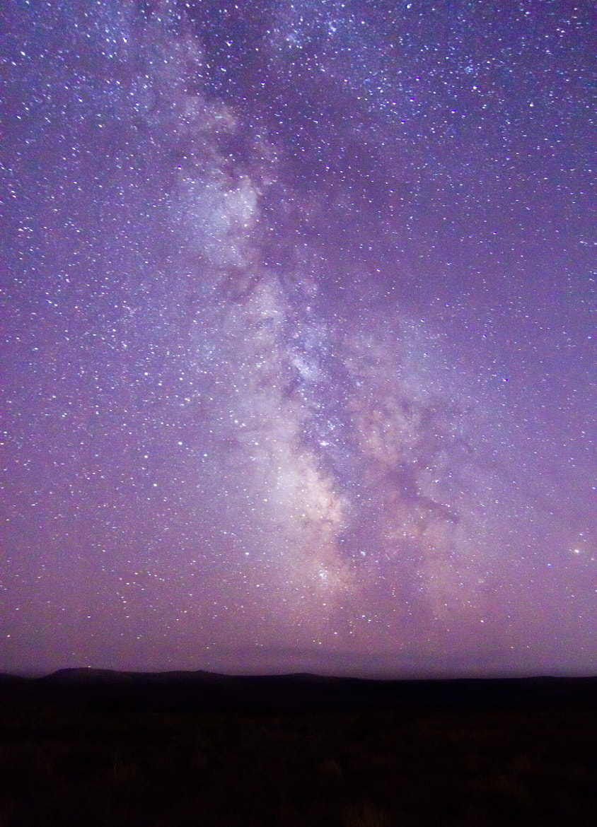 Photograph Our Galaxy by Zach Becker on 500px