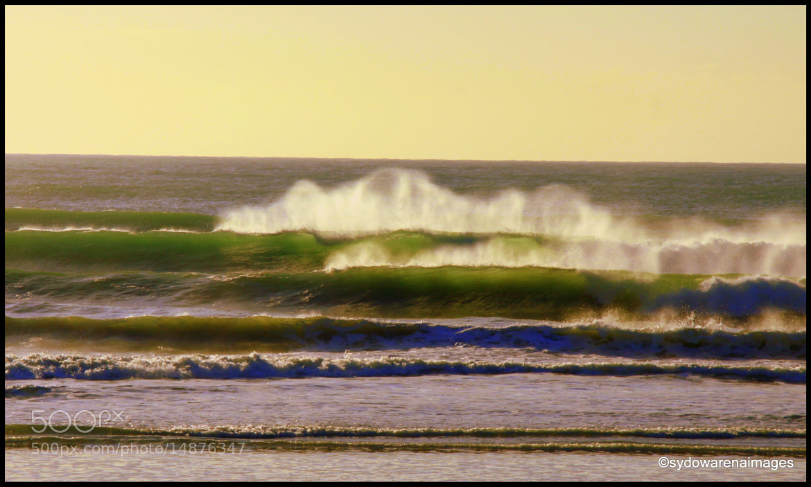 Photograph .swell rising. by SydowArenaImages  on 500px