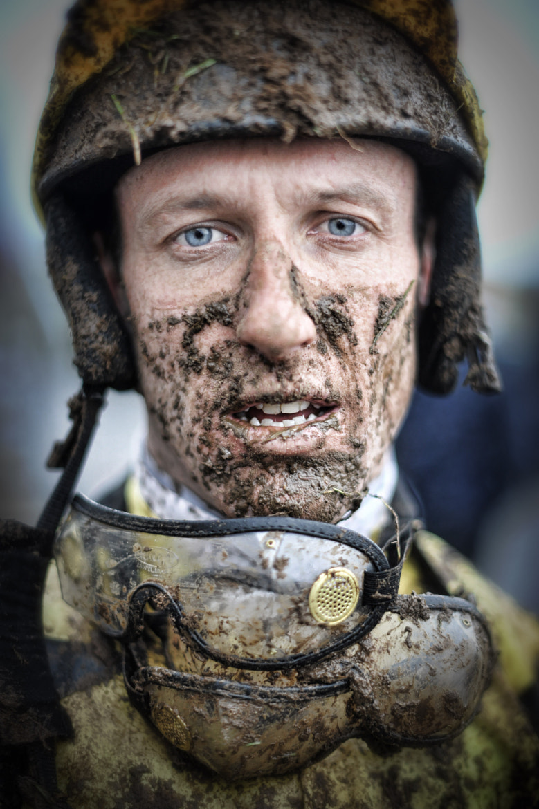 Photograph Jockey at Finish Line by Russell Pritchard on 500px
